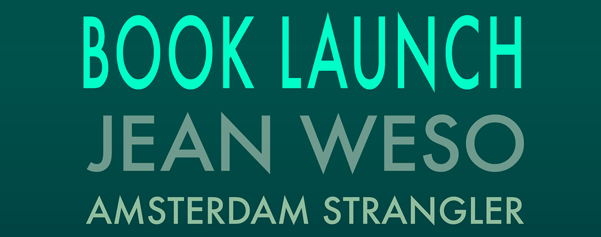 Amsterdam Strangler – Book launch
