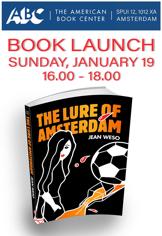 The Lure of Amsterdam – Book launch