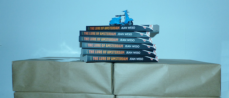 The Lure of Amsterdam is ready for Sunday
