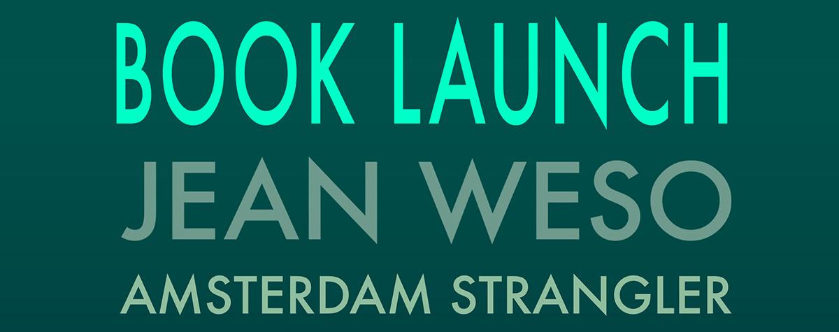 Amsterdam Strangler – Book launch